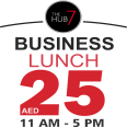 Business Lunch 25
